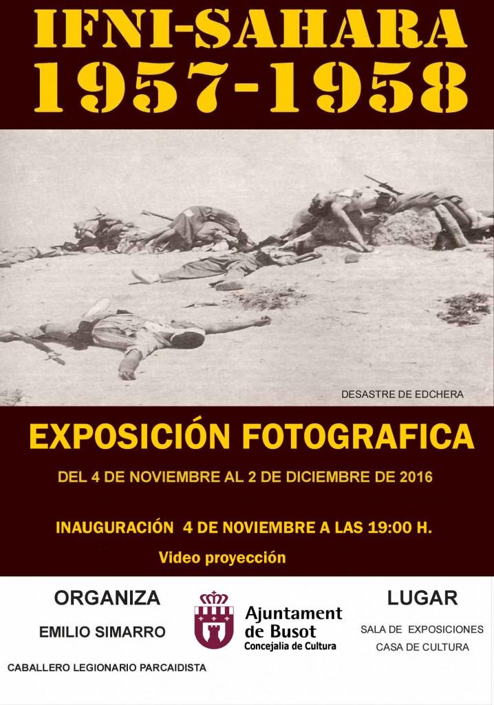 Exposición IFNI-SAHARA